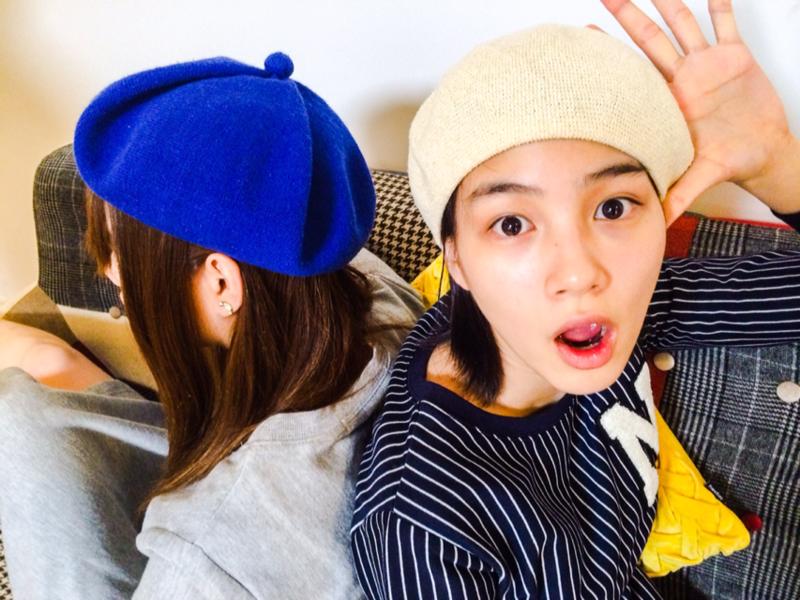能年玲奈(21歳)、妹とのツーショットを公開!