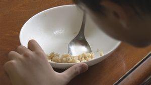 おなかいっぱい食べたい    - NHK クローズアップ現代