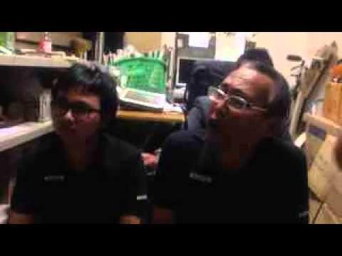DQNがコンビニ店員に逆上し土下座を強要 - YouTube