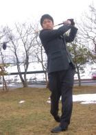 大魔神Jr.ゴルフでプロ目指す「挑戦」 : nikkansports.com