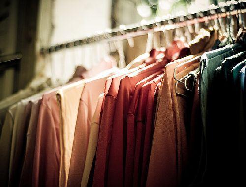 衣替えの憂鬱