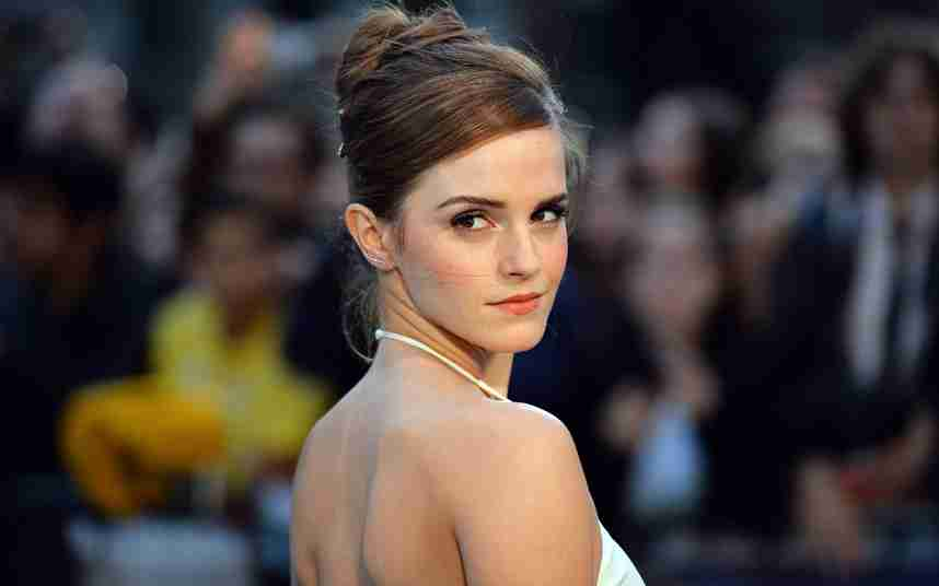 Emma Watson targeted by hackers who say they will release naked photos in four days - Telegraph