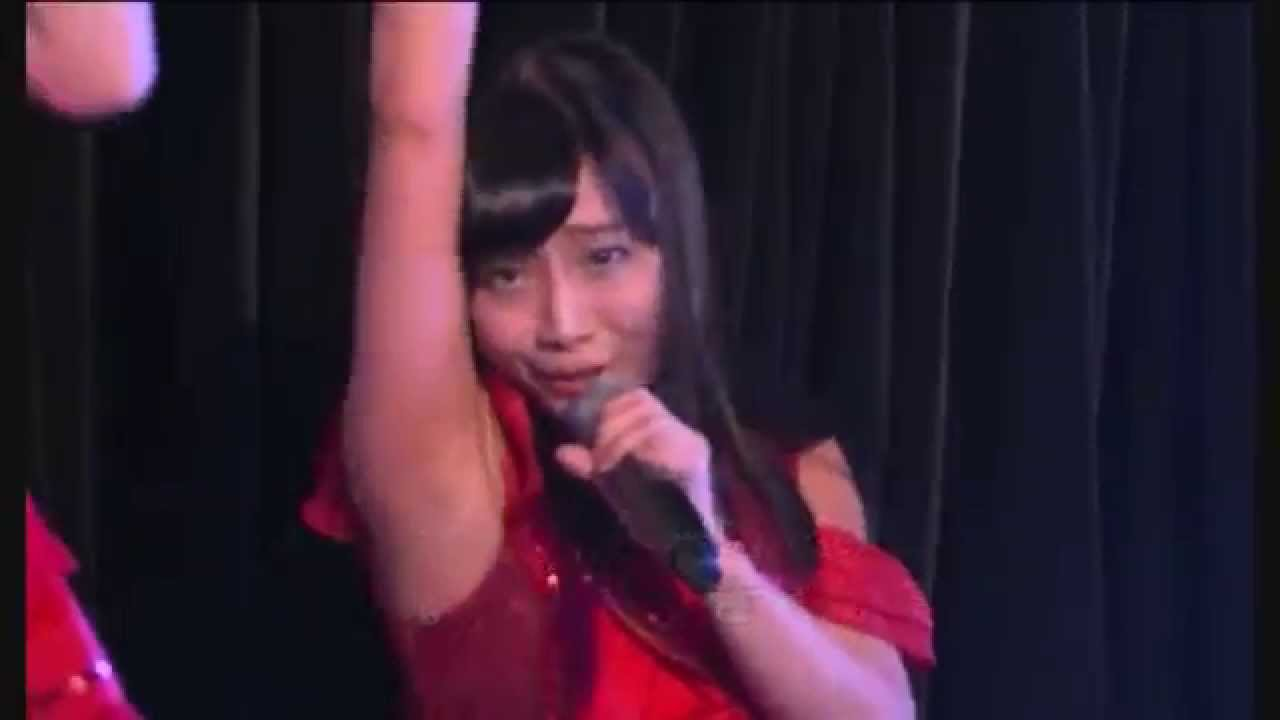 SKE48 チームE 柴田阿弥って誰?どんな子?  【AKBの目力、カメラ目線の人】 - YouTube