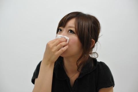 » 10秒で「鼻づまり」を簡単に解消する方法!