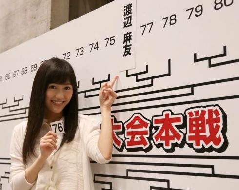 AKB48じゃんけん大会 今年の地上波放送はフジテレビ深夜枠