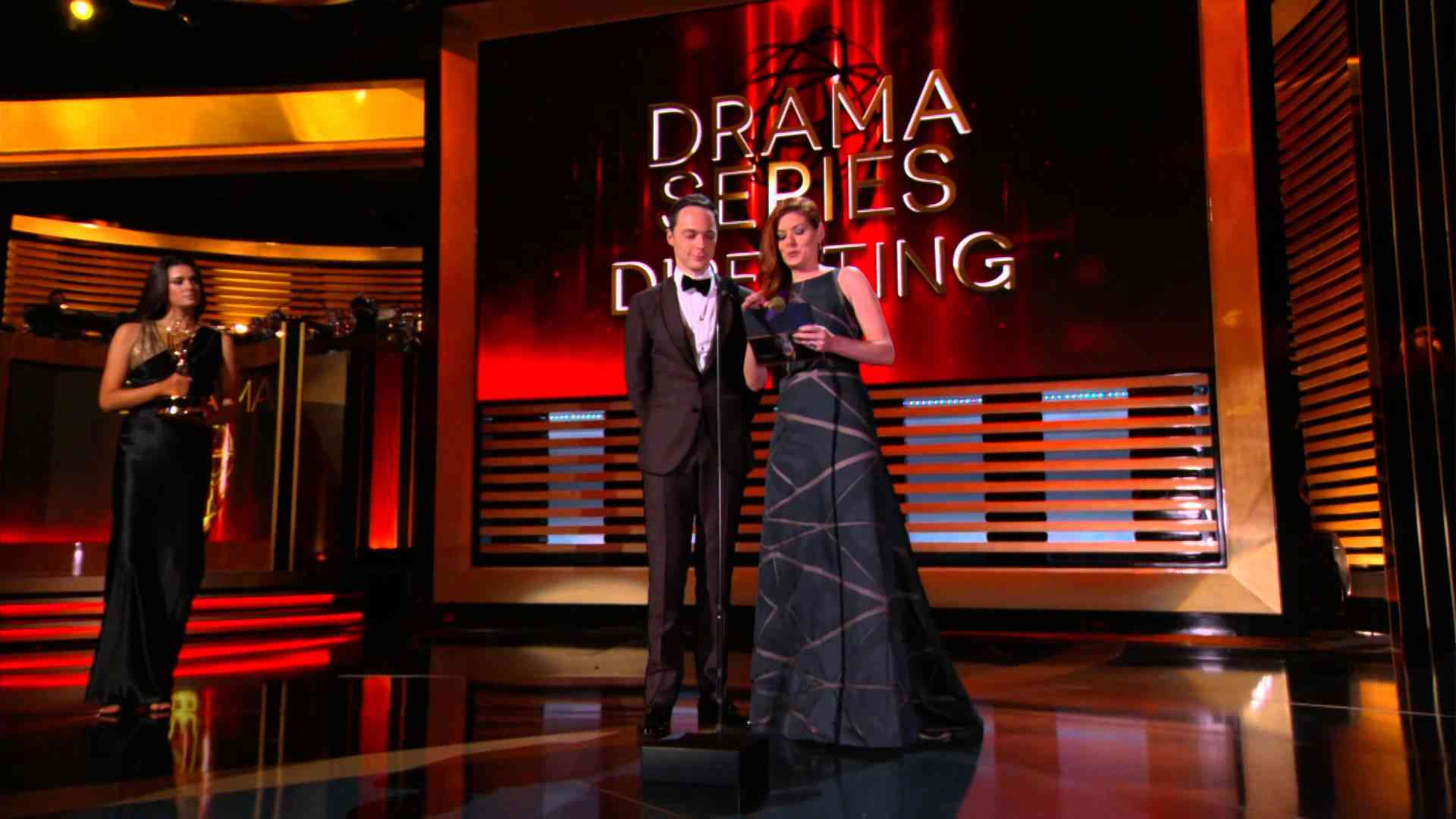 Cary Fukunaga Wins for Directing for a Drama Series - YouTube