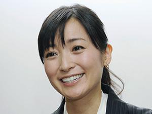 大江麻理子アナが有名財界人と電撃結婚! | スクープ速報 - 週刊文春WEB