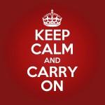 世界中で大流行!「Keep Calm and Carry On」の知られざる秘密 | Atokore Magazine