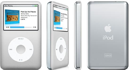 世界を変えたデバイスiPod classicが、iPod製品リストからひっそりと姿を消した - ライブドアニュース