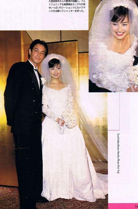 吉田栄作、妻・平子理沙の突然の心変わりにガックリ