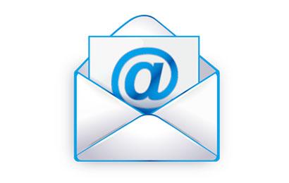 メールマガジン受け取ってますか