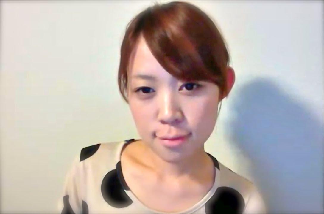 前髪のセルフカット〜斜めに流したい人向け〜 - YouTube