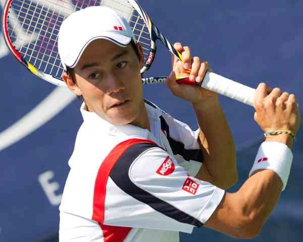 【テニス】錦織圭、世界ランキング8位に…日本男子で最高