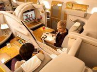 シンガポール航空(SQ)ファーストクラスの上を行く【スイート】は空飛ぶホテル!(動画あり) - NAVER まとめ