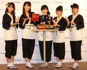 大丸・松坂屋が『AKBおせち』を発売…若者の「和食離れ」に歯止め目指す