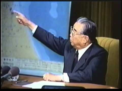 rare footage: Last Speech of Kim Il Sung [with his original Voice] - YouTube