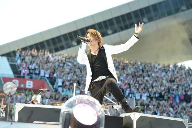 GLAY、東北史上最多55,000人を動員したGLAY EXPO終了 - 音楽ニュース
