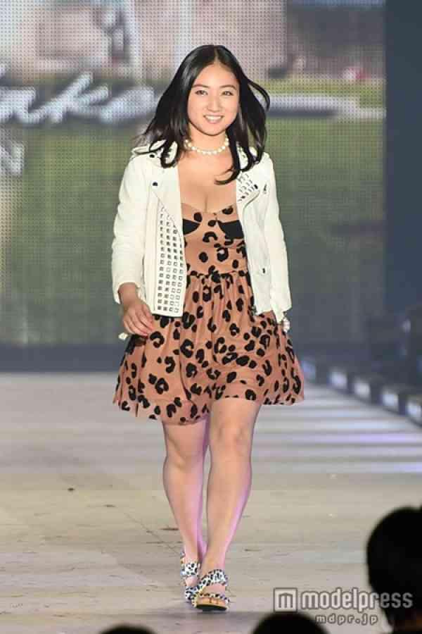 紗綾、デング熱を乗り越え初めてのファッションショー出演 - モデルプレス