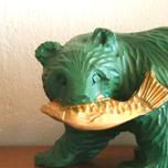 あの「木彫りの熊」が塗って楽しまれてる…! - NAVER まとめ
