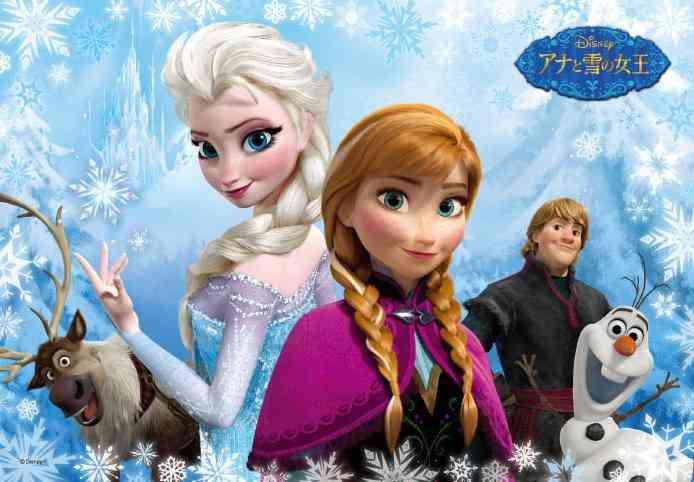 『アナと雪の女王』新作が2015年春公開!