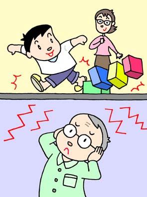 子供がいる家庭での防音対策について