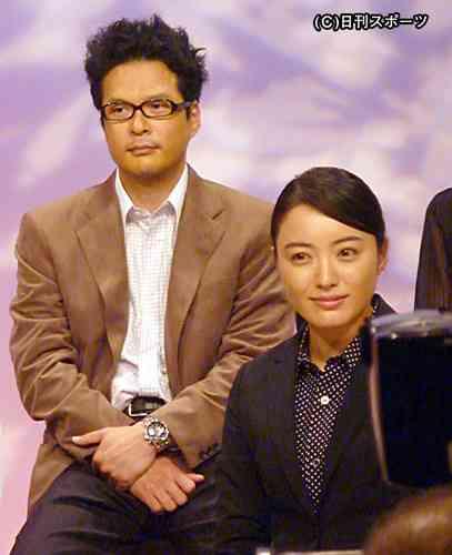 仲間由紀恵が田中哲司と結婚 近く婚姻届 - 芸能ニュース : nikkansports.com
