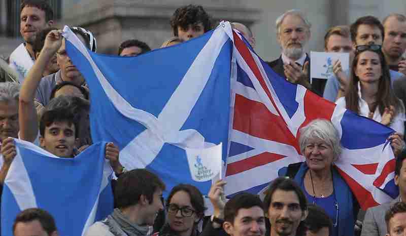 スコットランド独立は成立しない、英ブックメーカー予測 - News - 政治 - The Voice of Russia