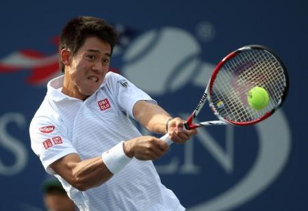 【テニス】錦織圭、日本選手96年ぶり4強!全豪覇者ワウリンカをフルセット撃破