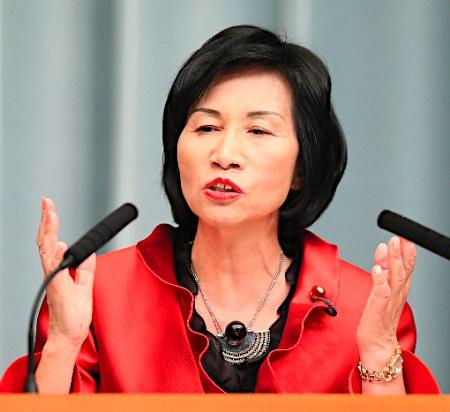松島法相、性犯罪の刑罰見直しに意欲「物を取るより性犯罪の方が軽く扱われている」