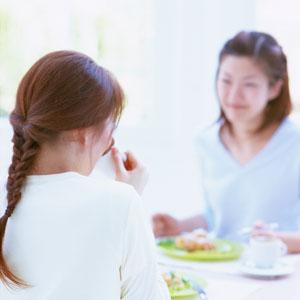 同僚やママ友とどんな話してますか?