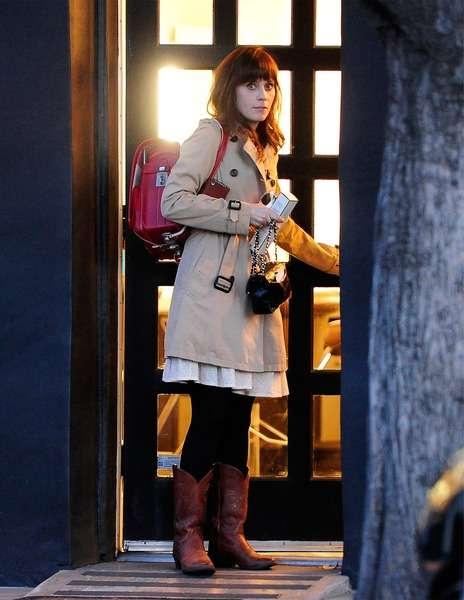 日本のランドセルが一流ハリウッド女優のプライベートバッグにwww