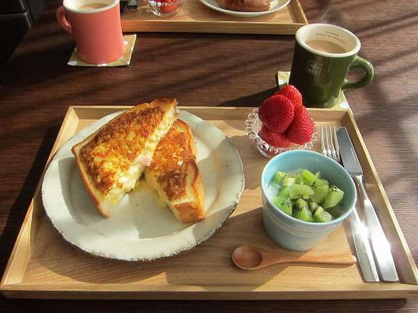 朝昼夜食べてますか??