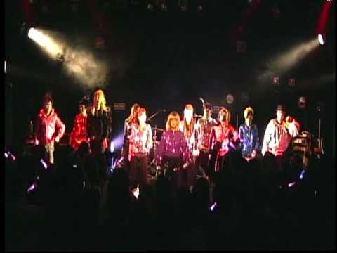 「rollin'~Sparkle」 2010/3/14 by 浜崎あゆみコピーバンドguilty - YouTube