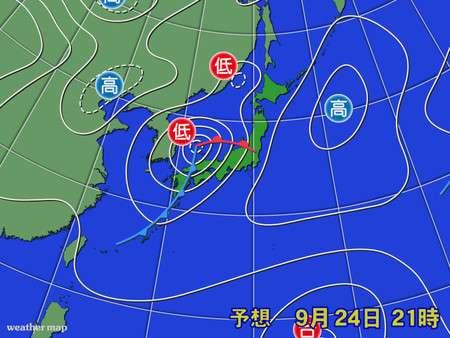 【台風16号】加速しながら西日本へ接近 全国的に大雨・強風に警戒