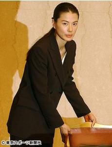 """クビ同然…江角マキコ『バイキング』の台本から""""削除"""""""