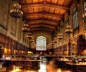 世界各国の美しすぎる大学図書館 - NAVER まとめ