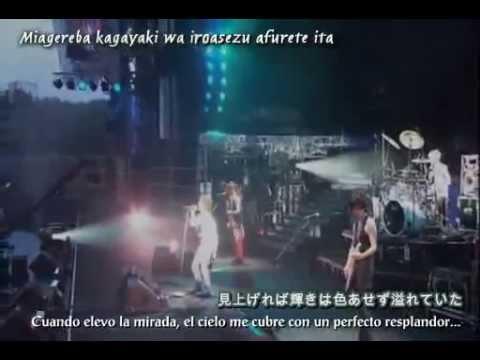 Arc~en~Ciel   Hitomi no Juunin LIVE Sub español - YouTube