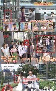 テレビ番組『PON!』に映り込みまくる謎の女性が話題に 別番組の企画? | mixiニュース