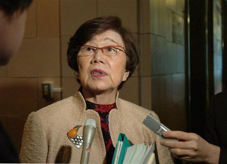 土井たか子氏が死去 元衆院議長、85歳 - MSN産経ニュース