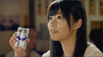 """HKT48指原莉乃、『ワンカップ大関』の""""顔""""に「すごく光栄」"""