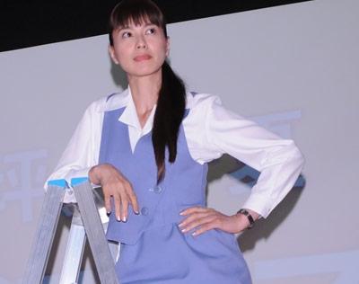 江角マキコ 最悪のタイミングで進んでいた『ショムニ』続編計画  江角マキコ 最悪のタイミングで進