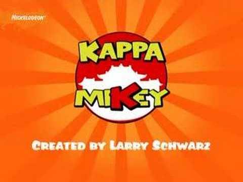 New Kappa Mikey Intro - YouTube