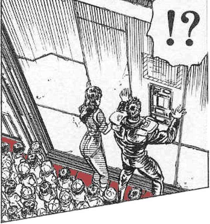 どなたか、「北斗の拳」について語りませんか?