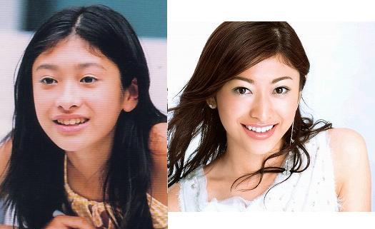 本当に山田優?子供時代の顔写真を公開