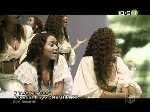 Crystal Kay ft CHEMISTRY - Two as One - YouTube