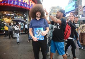 Massachusetts man earns 'largest male afro' honor from Guinness World Records - NY Daily News
