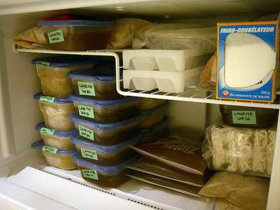 冷凍保存しておくと便利な食材
