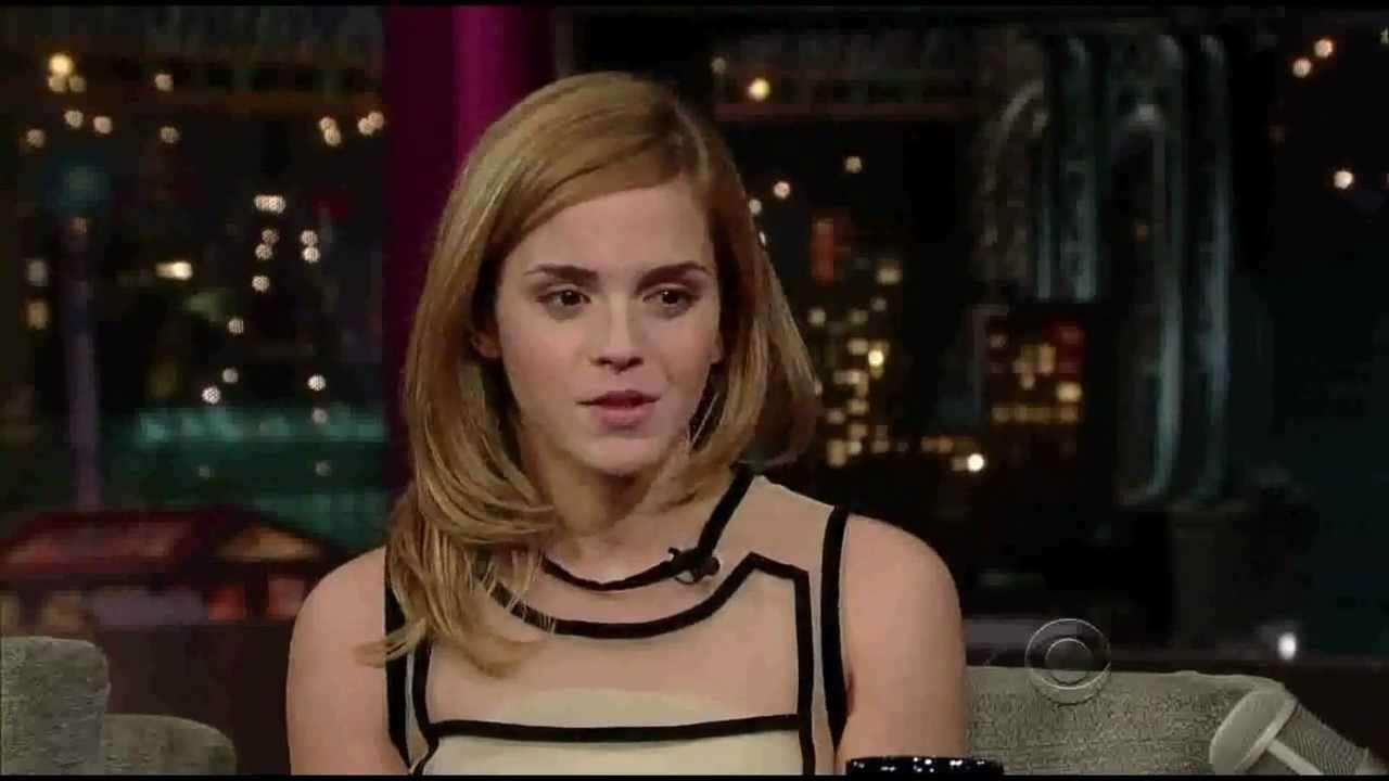エマ・ワトソン Emma Watson - YouTube