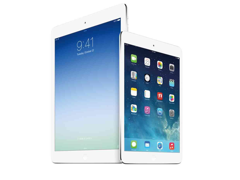 アップル、新型iPadを来月21日発表か
