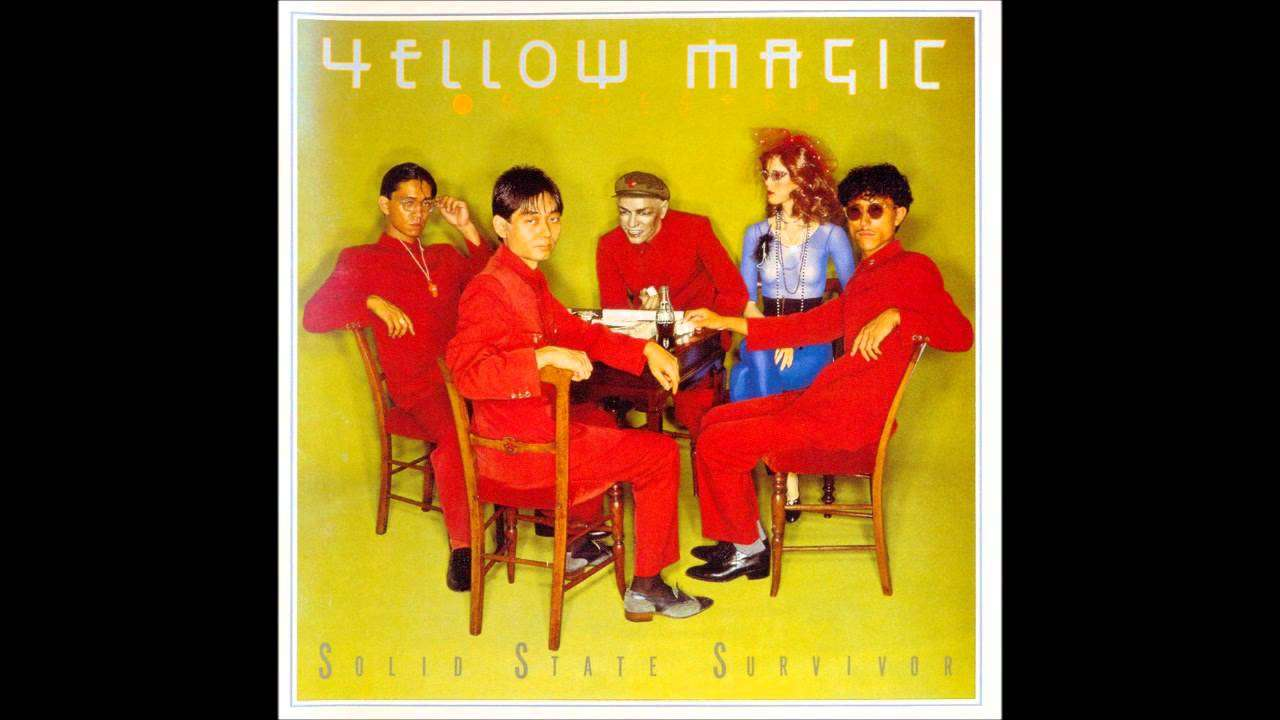 Yellow Magic Orchestra - Rydeen - YouTube
